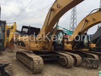 Used Hydraulic CAT 330C Excavator,330C CAT Road Excavator