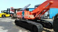 Used Good Price Hitachi Excavators EX200-3, Used Hitachi EX200-3 Crawler Excavator