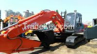 Used Cheap Excavators Hitachi EX200-3 Crawler Excavator