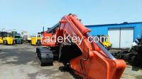 Used Hitachi Excavators EX200-3, Second Hand Hitachi EX200-3 Crawler Excavator