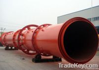 Drum Rotary Dryer Equipment With 5T/H Capacity