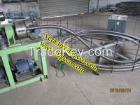 continuous stainless steel hose forming machine