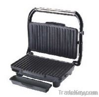 electric grill, panini grill, contact grill/GS CE ROHS CE APPROVAL