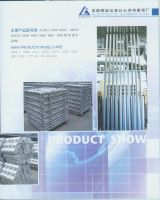 aluminium alloy and relevant products