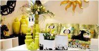Home Decor Poly Vase