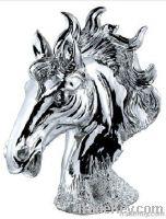 Resin Horse Head Home decor