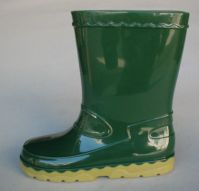 Safety & Wellington PVC Rain Boots