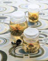 Floral/Art Tea