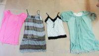 Used Clothing | Jacket | T-shirts | Jeans | Dress