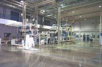 Reifenhauser, single layer cast film extrusion line