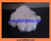 Semi-dull Raw White Polyester Staple Fiber Virgin materials