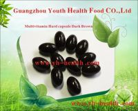 GMP Halal Certificated Multivitamin Softgel Capsule  wholesale factory exporter Tablet