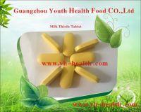 GMP 80% Silymarin Milk Thistle Tablets