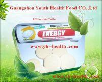 GMP Certified OEM Vitamin C Effervescent Tablet