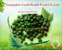 Health Food Spirulina Tablet OEM (Dietary Supplement)