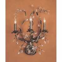 Elk Lighting Three Light Wall Sconce
