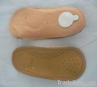 orthotic rubber insole