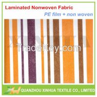 Eco-friendly PP + PE Laminated Nonwoven Fabric for Widely Use