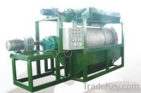 High efficient drum permanent magnetic dry separator