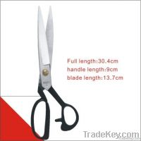 High quality carbon steel leather& factory tailoring scissors