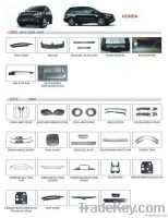 Auto parts, auto accessories for HONDA
