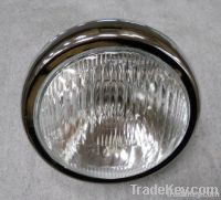 GN head lamp, head light, motorcycle parts