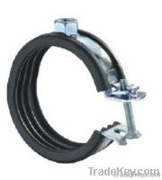 Quick locking pipe clamp