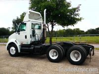 2005 International IHC 8600 Tandem