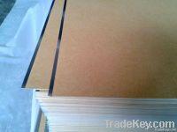 3003 H14 aluminum sheet with polykraft moisture barrier