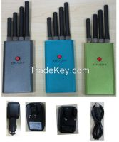 Mobile Cellular Phone Signal Isolators CDMA/GSM/DCS/PCS/3G/WIMAX/LTE 2g 3G Cell Phone Jammer