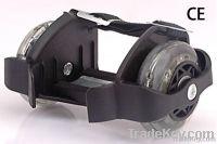 Flahing roller /skate roller /hot PVCwheel