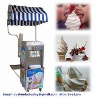 Frozen Yogurt Freezer BQL925