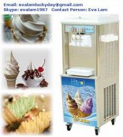 Frozen Yougurt Soft Ice Cream Machine