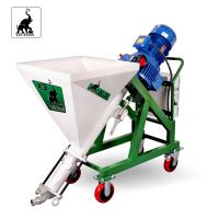 X3 Electric Fireproofing Spraying Machine