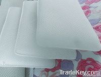 korean hot sell breathable 3D mesh pillow, healthy care pillow