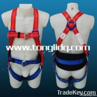Full Body Safety harness with waist strap