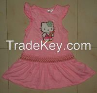 KIDS TSHIRTS , PANT , SHORTS , FROCK , DRESS