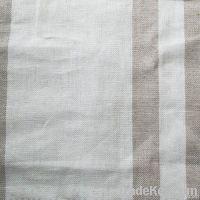 Linen home textile fabric