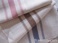 pure linen home textile fabric