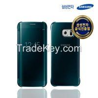 SAMSUNG Galaxy S6 Edge S-View Flip Cover