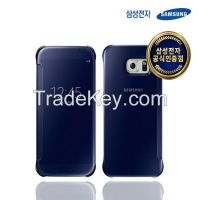 SAMSUNG Galaxy S6 S-View Flip Cover