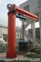 BZD Type Pillar Jib Crane