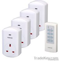 Remote Control Socket with controller TW68G 1V4