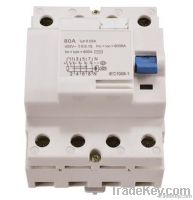 Residual Current Circuit Breaker (RCCB) / residual current device(RCD)