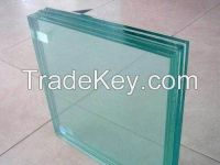 float glass, tinted glass, tempered glass