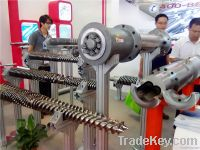 single screw and barrel for plastic extruder