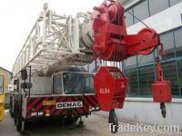 Used  Hydraulic Cranes