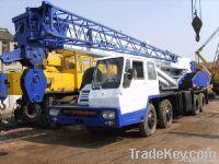 65T Tadano used truck crane