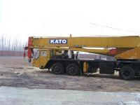 Used TADANO crane of 55T mobile crane