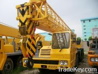 Used KATO NK400E Crane Japan Original